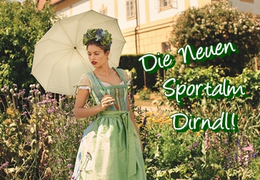 Designer Dirndl Sportalm