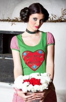 Trachtenblusen / Trachten Shirts