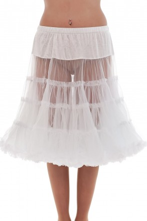 Petticoat - der Wow-Effekt zu jedem Midi Dirndl 60 cm