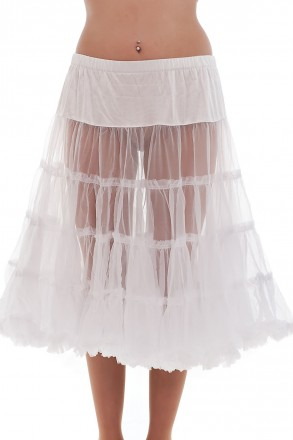 Petticoat - der Wow-Effekt zu jedem Midi Dirndl 70 cm