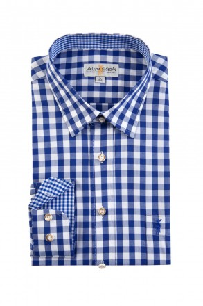 Almsach Trachtenhemd Slim Line jeans