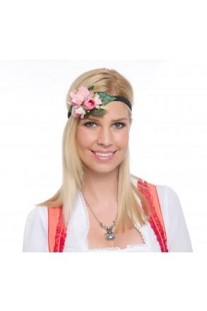 """Haarband """"Harmonie"""" Altrosé"""