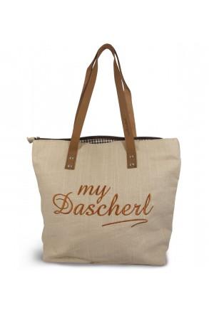 my_dascherl_sackle_zement_dirndl_trachten_tasche_leinen_braun_trachteria_online_shop_billg_trachten_mode