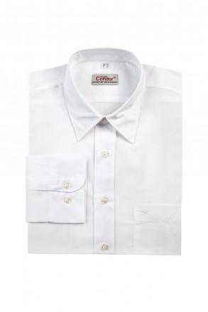Klassisches Trachtenhemd / Anzughemd weiß