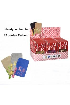 Plaudertascherl Trachten-Handytasche für Smartphone