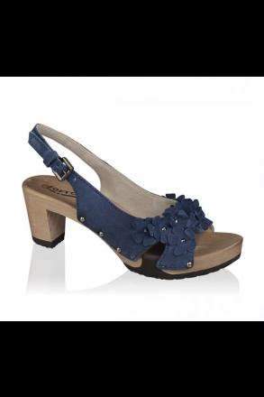 soft_clox_clogs_MADITA_Kaleido_Kaschmir_jeans_hazelnut_holz_schuh_sandalette_sandale_sommer_trachteria_online_shop
