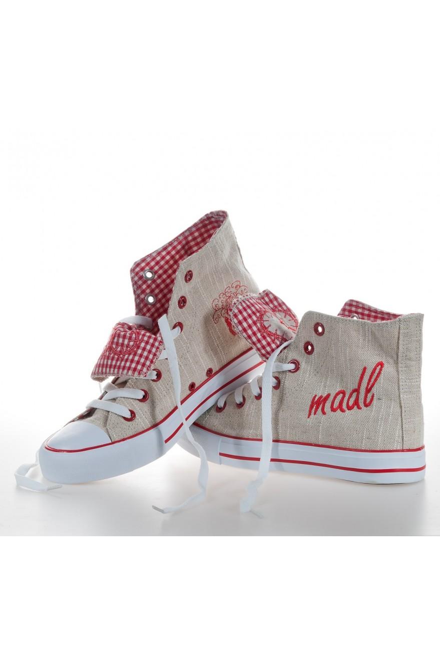 3f6ff063c72f50 Damen-Trachten-Sneaker
