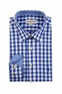 Almsach Trachtenhemd Slim Line jeans dunkel blau trachtenhemden herrenhemde